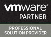logo VMware professional solution provider