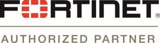 Logo Fortinet Authorized Partner
